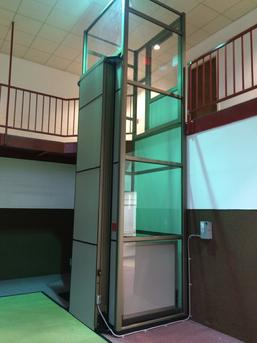 A Home Elevator Inc Were On The Up And Up